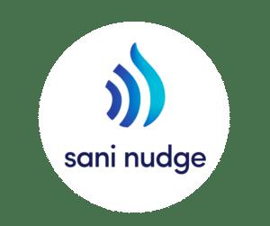 sani nudge round logo