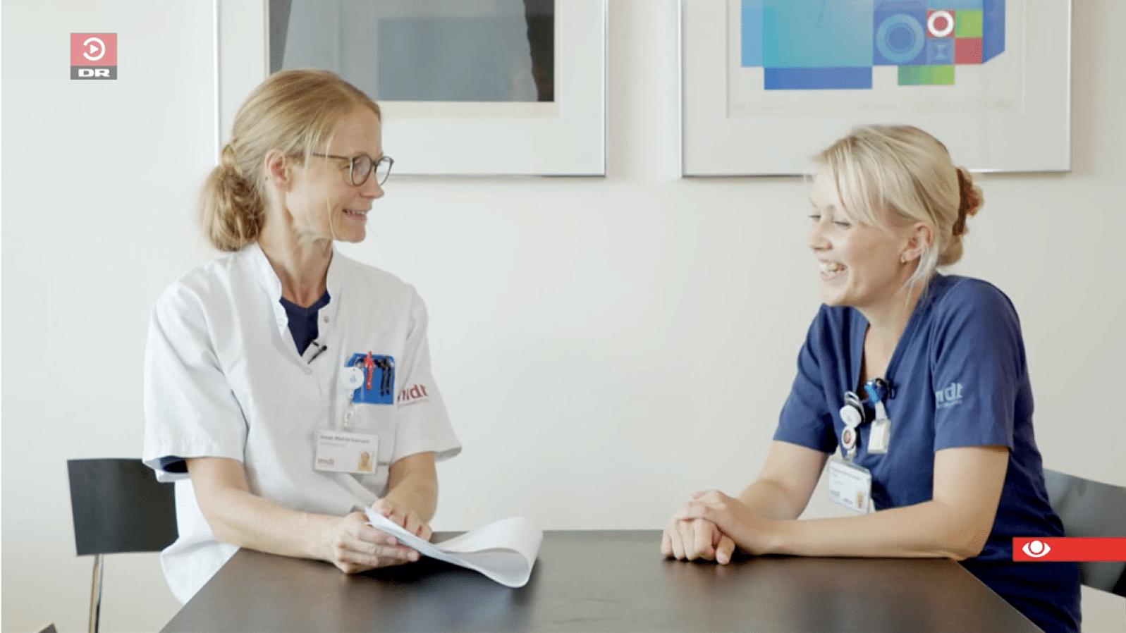 DR Anne mette hygiene mentor
